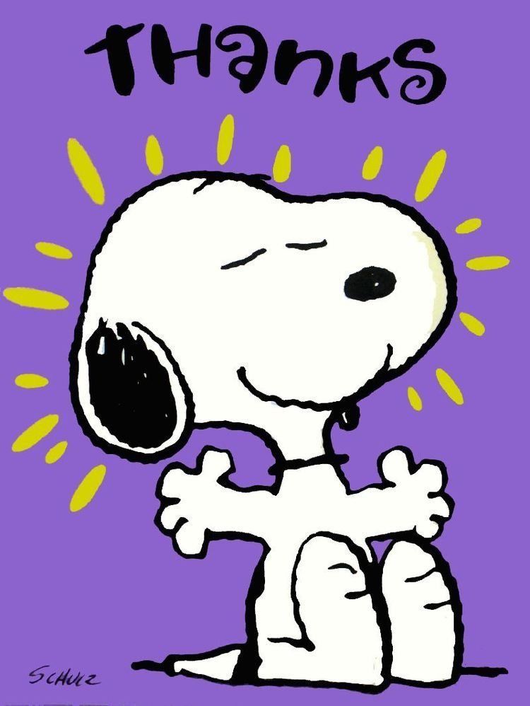 Thank you snoopy.