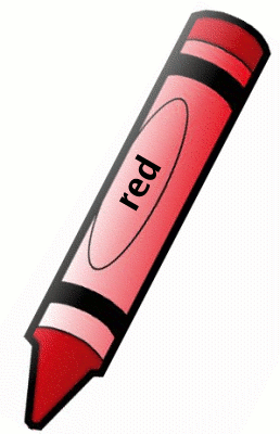 Free crayon clipart.