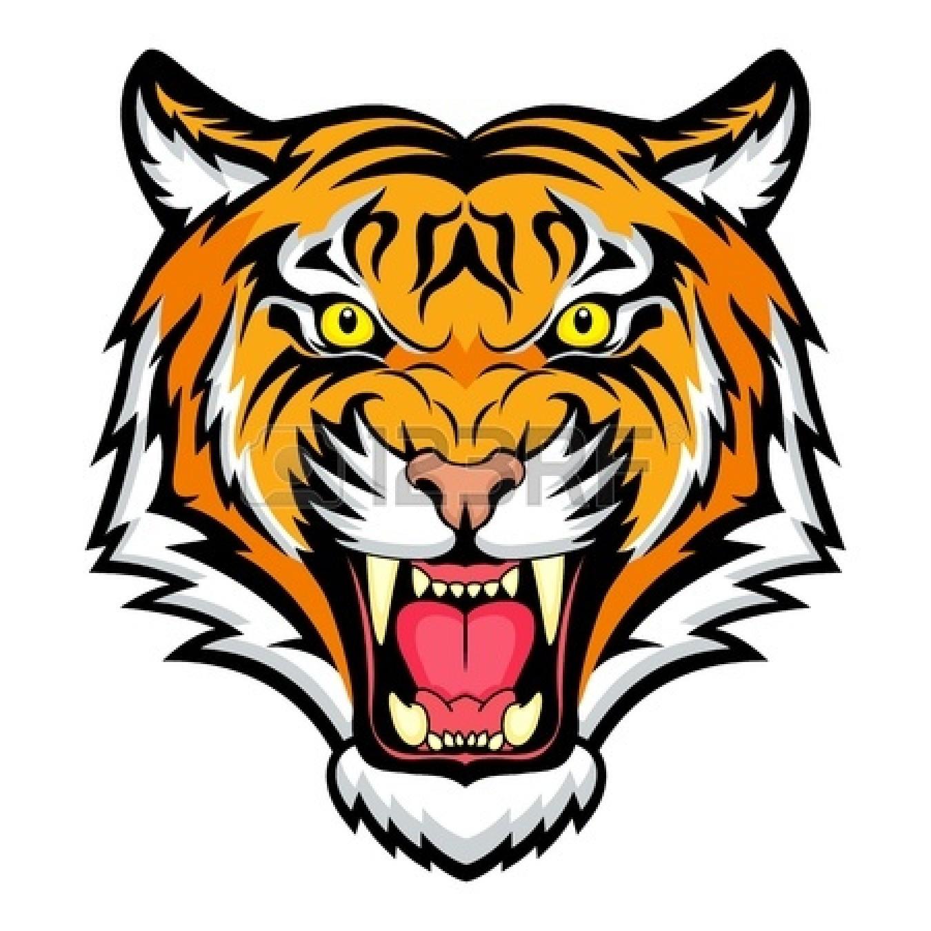 Tiger clipart download.