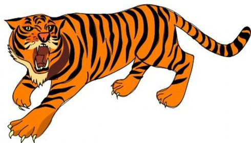 Free free tiger.