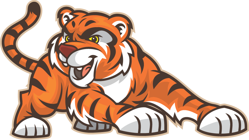Clipart school tiger.