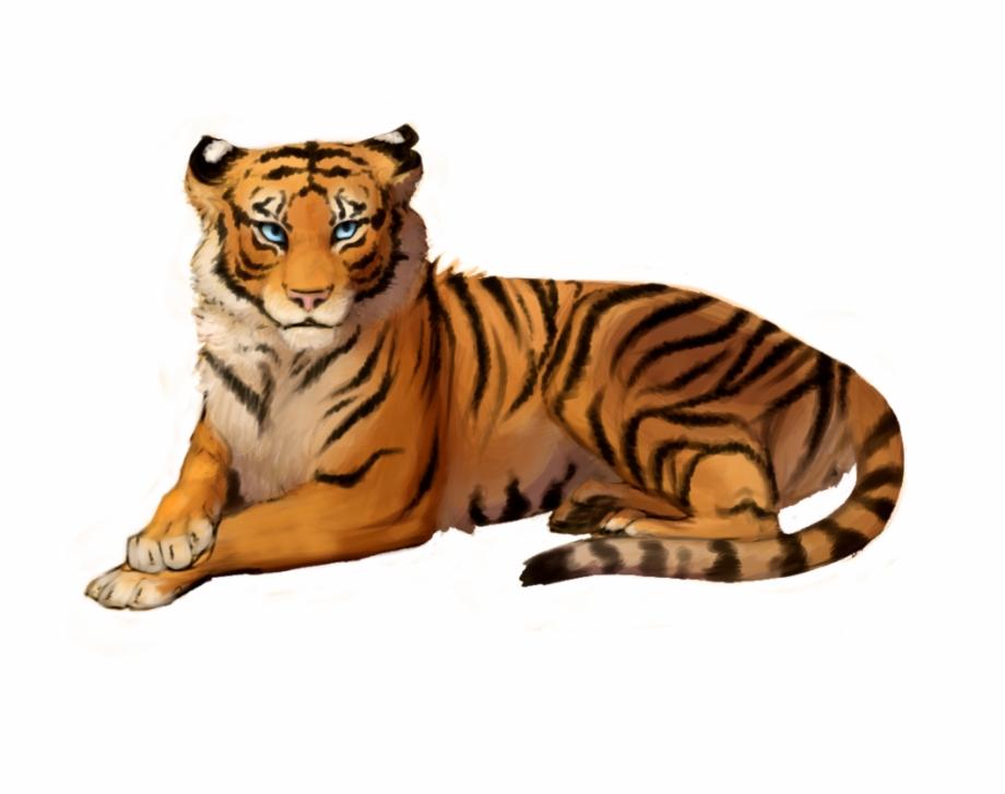 Png tiger clipart.