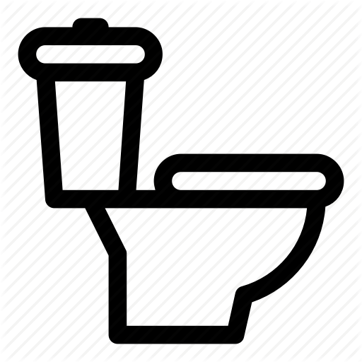 Toilet cartoon clipart.