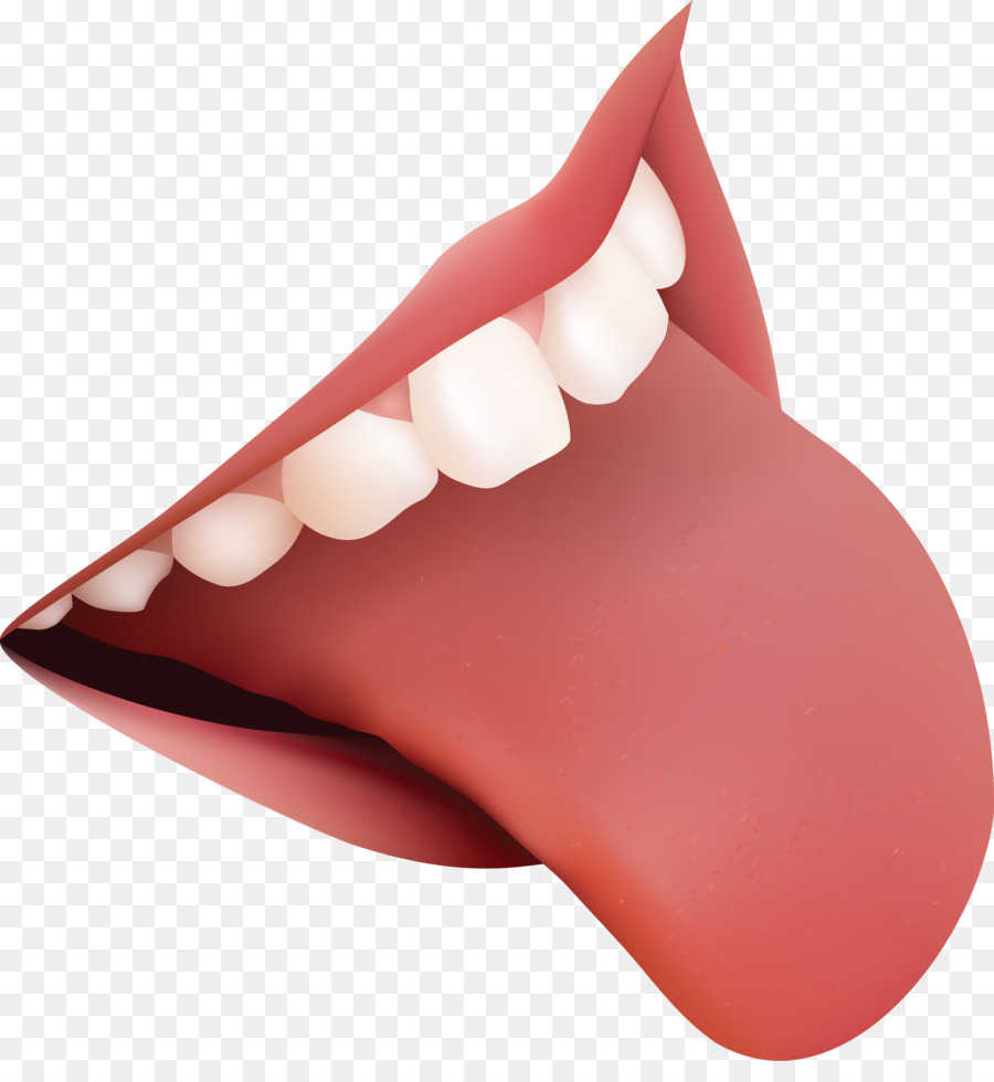 Tongue clipart cartoon. Mouth nose transparent