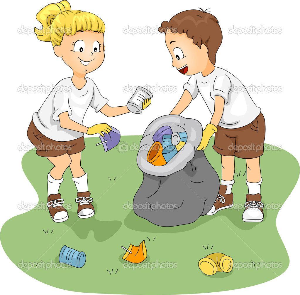 environment clipart child