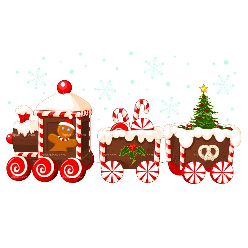 food clipart free christmas