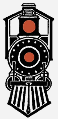 Train front clipart.
