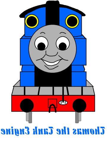 Free Thomas tank engine Clip