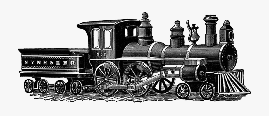 Front train clipart.