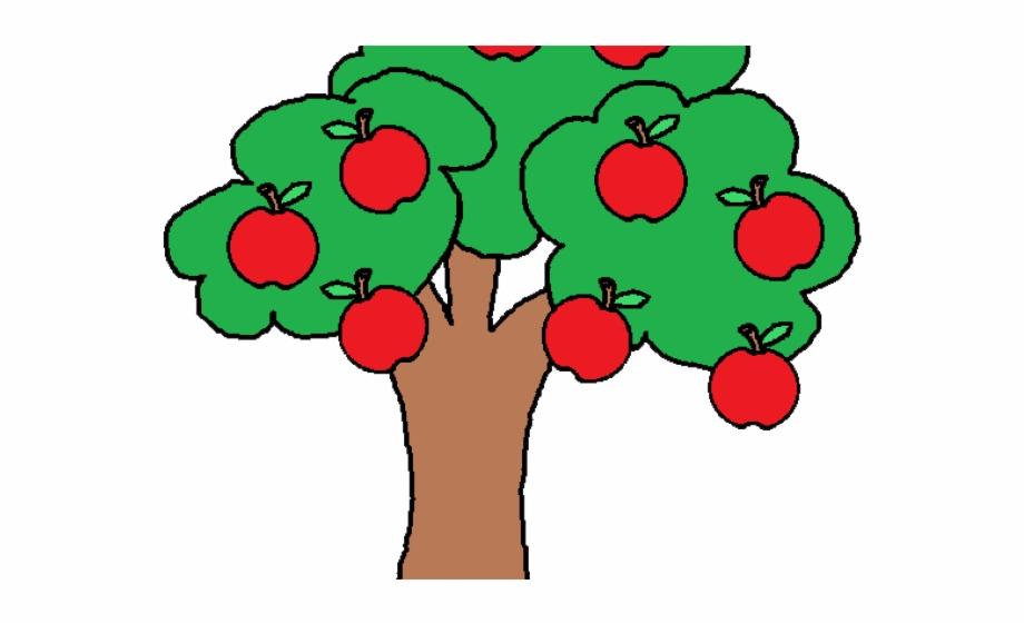 Tree Clipart Clipart September Apple