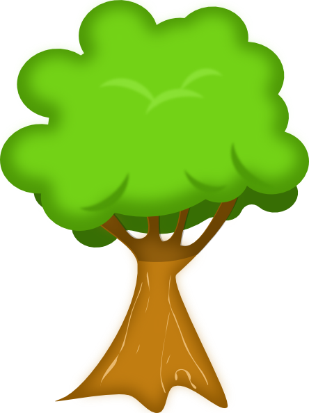 Free Cartoon Pictures Of Trees, Download Free Clip Art, Free