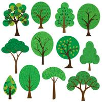 Tree Clipart Free Vector Art