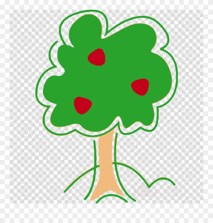 Cute Apple Tree Clipart Apple Clip Art