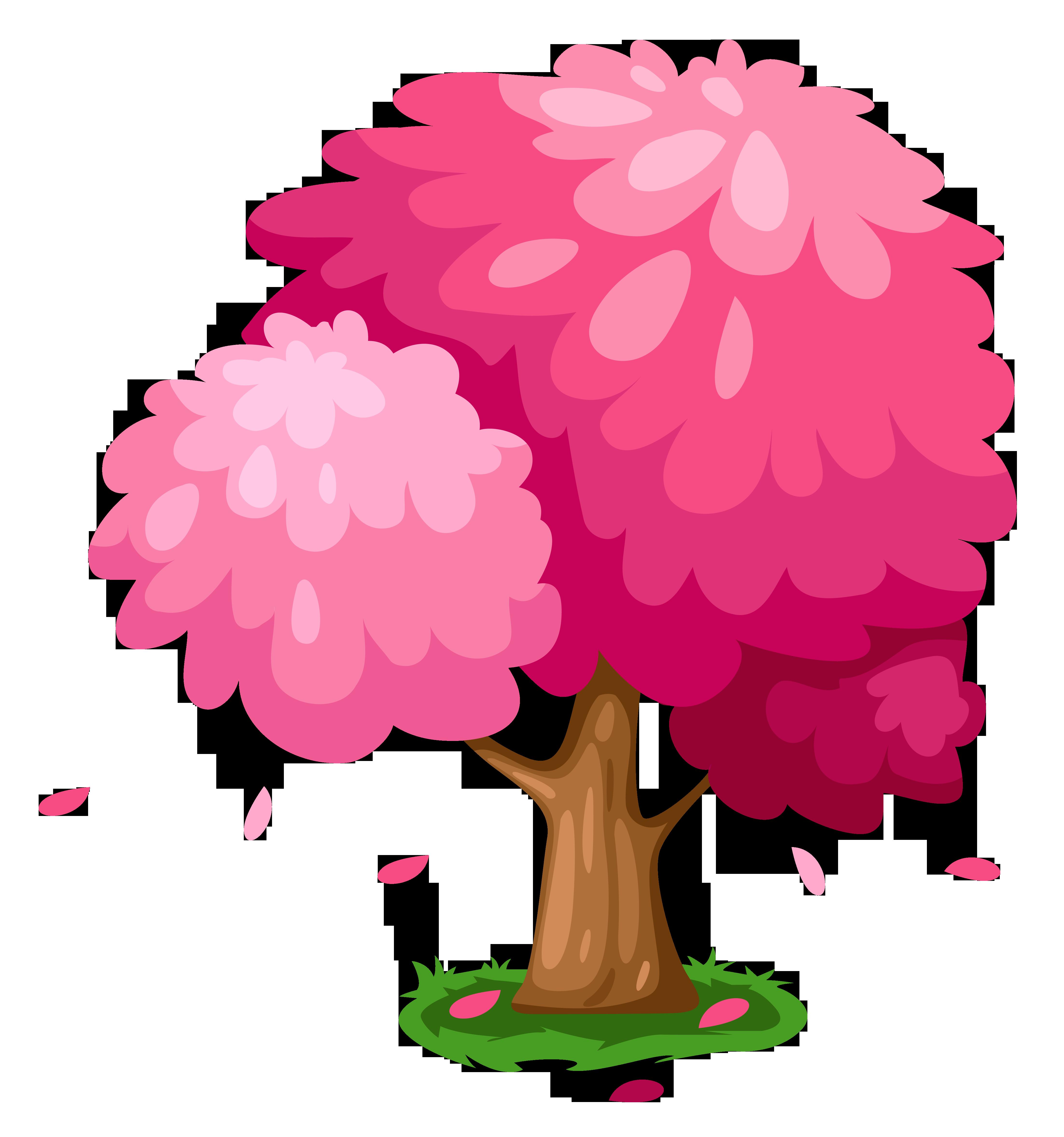 Cute pink spring.
