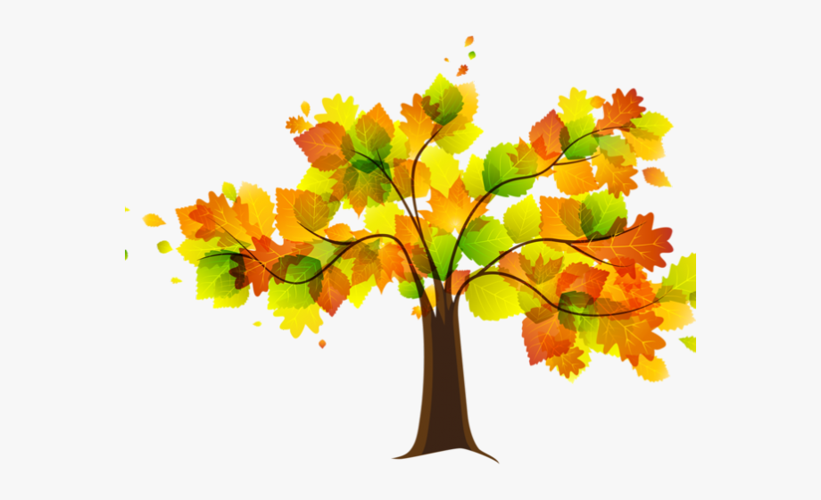 Autumn Leaves Clipart Early Fall