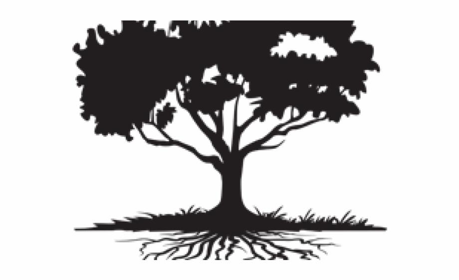 Trees clipart family.