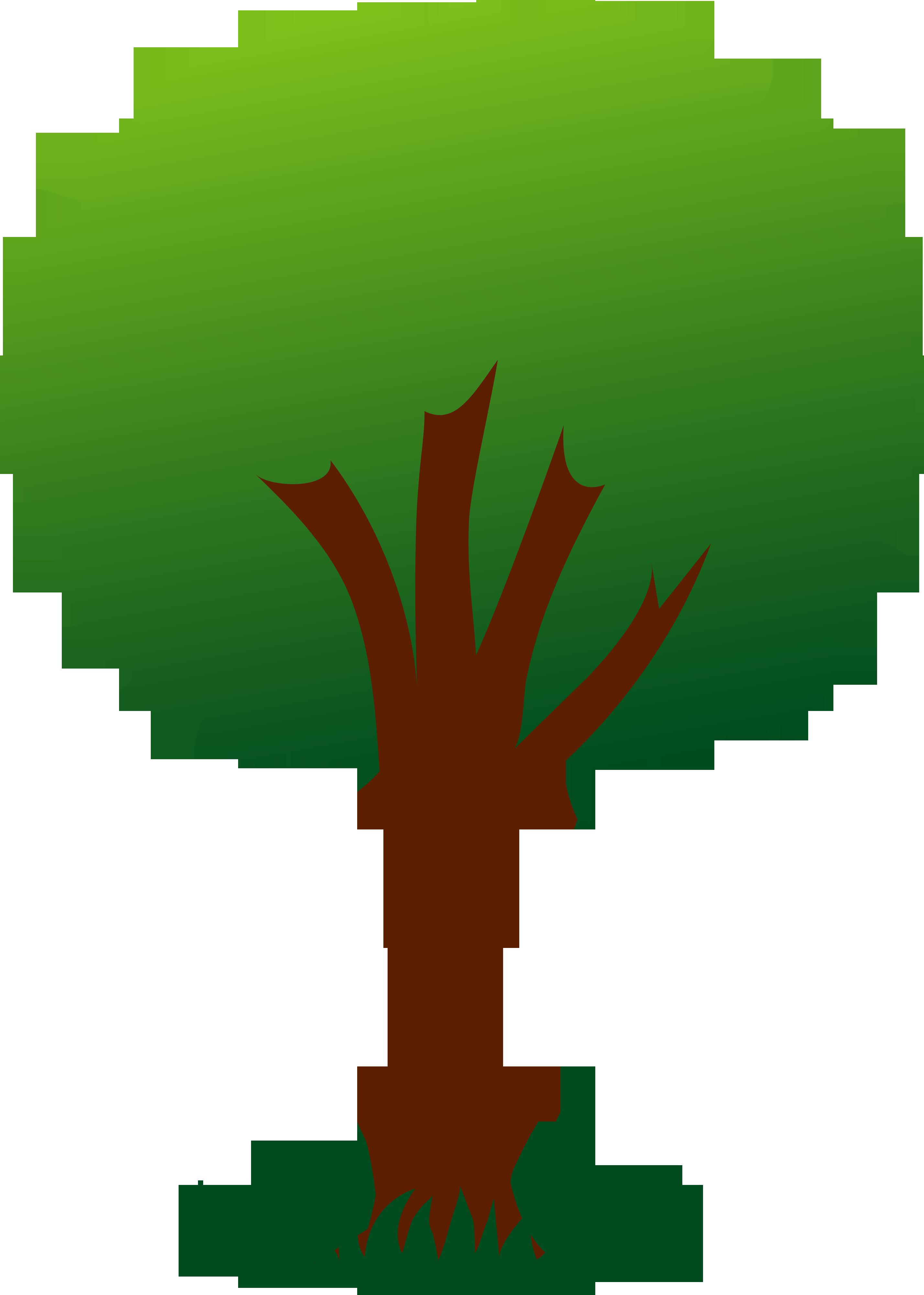 Free green tree.