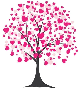Free Tree Heart Cliparts, Download Free Clip Art, Free Clip