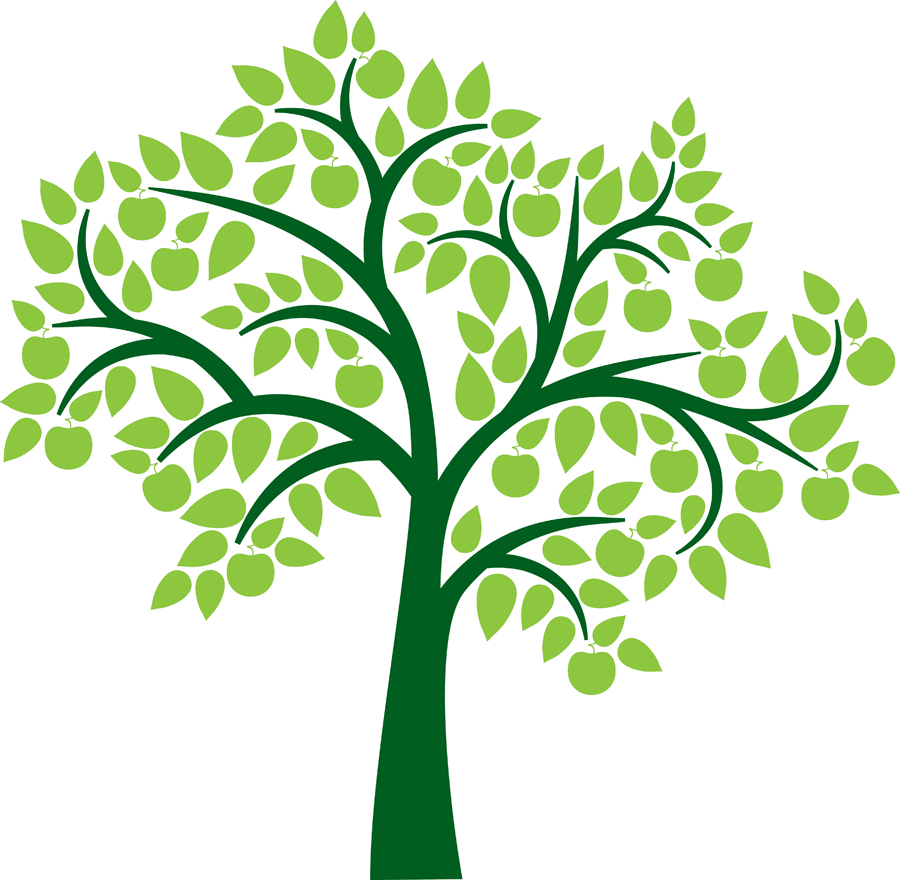 Tree Clipart for printable to