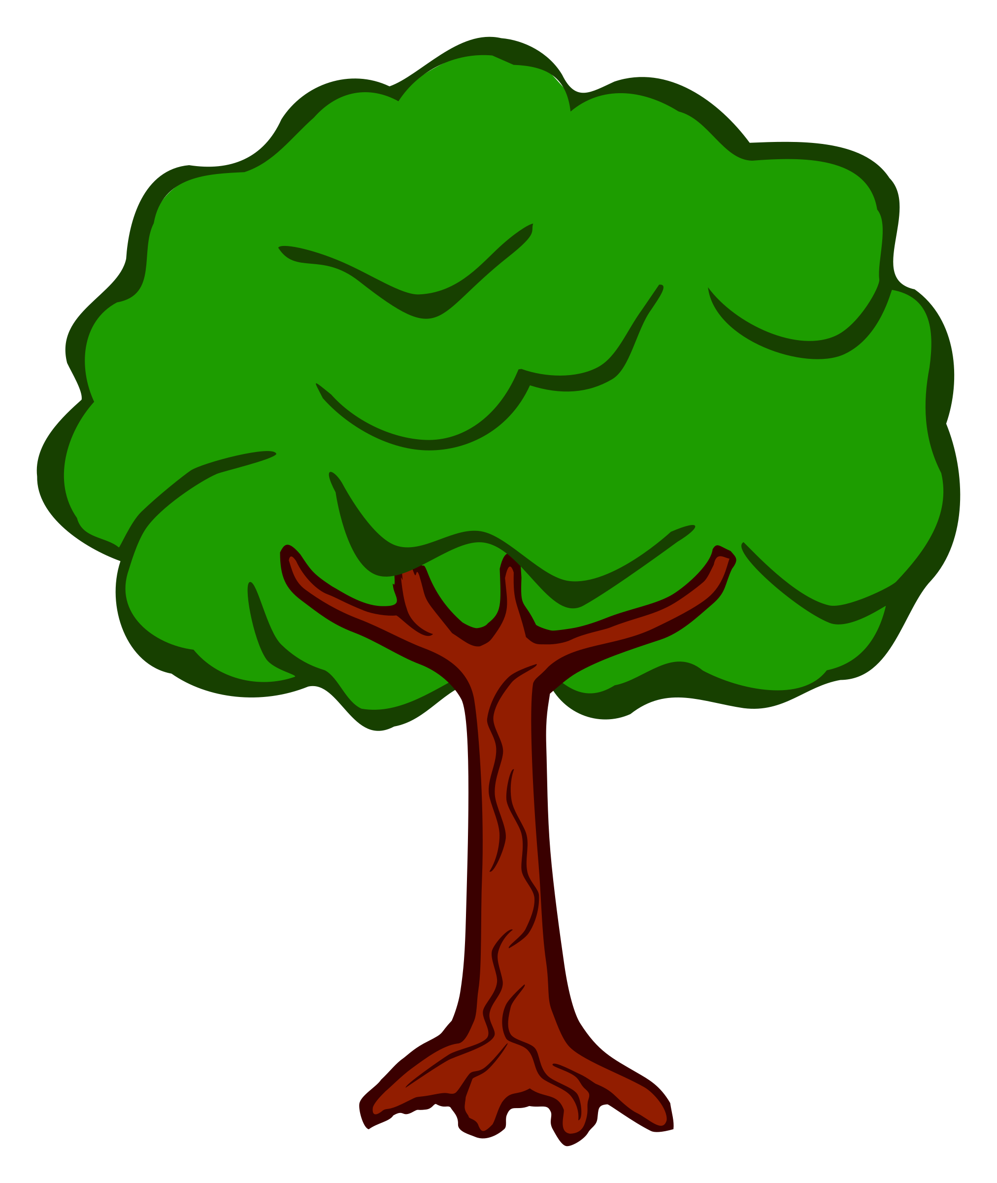 Tree clipart printable, Tree printable Transparent FREE for