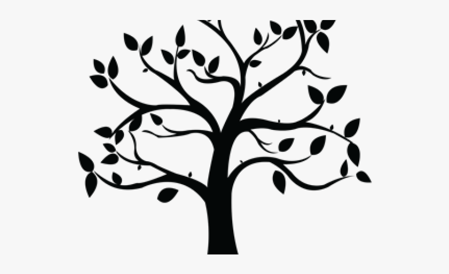 Forest Clipart Silhouette
