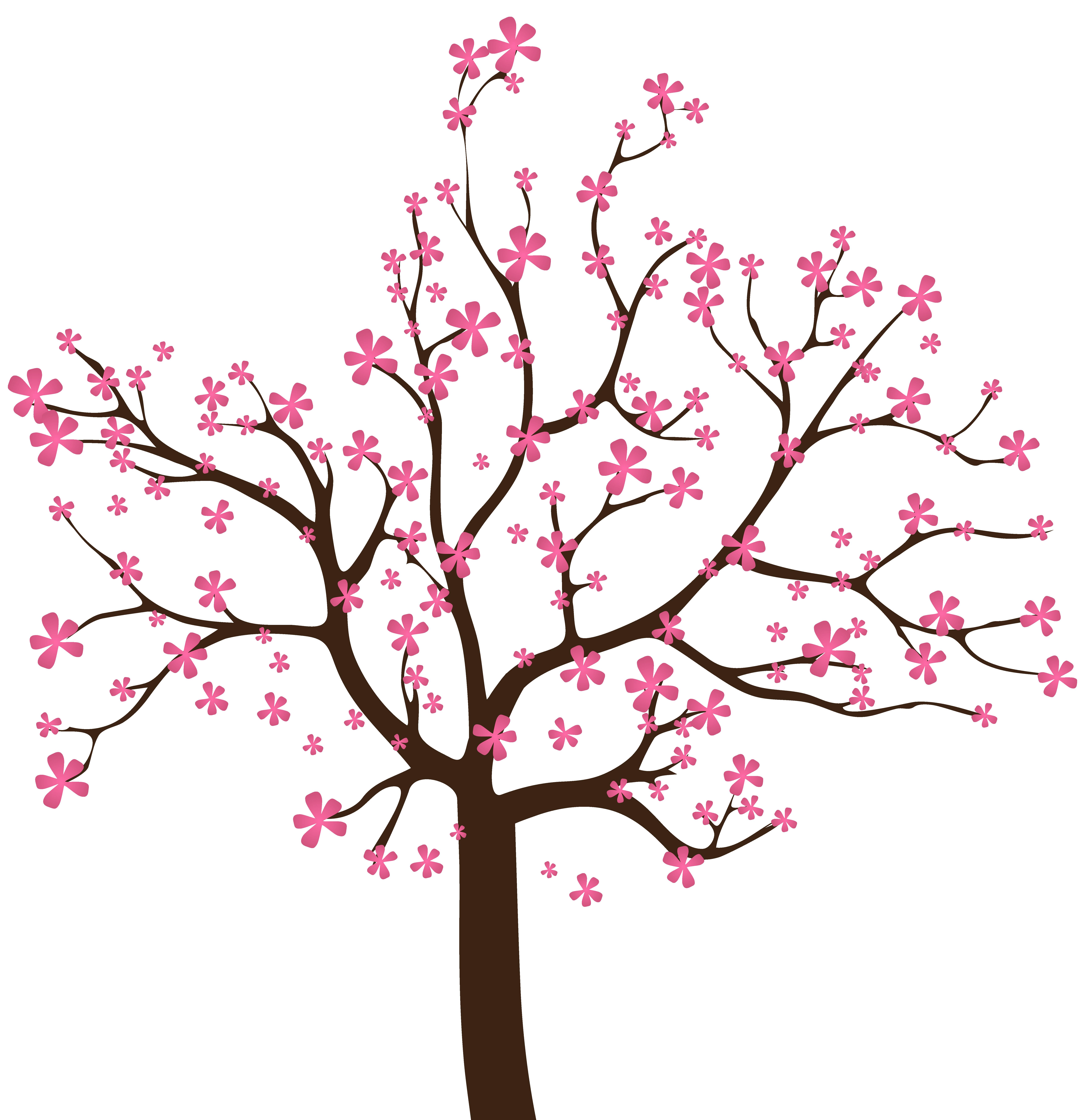 Spring tree png.