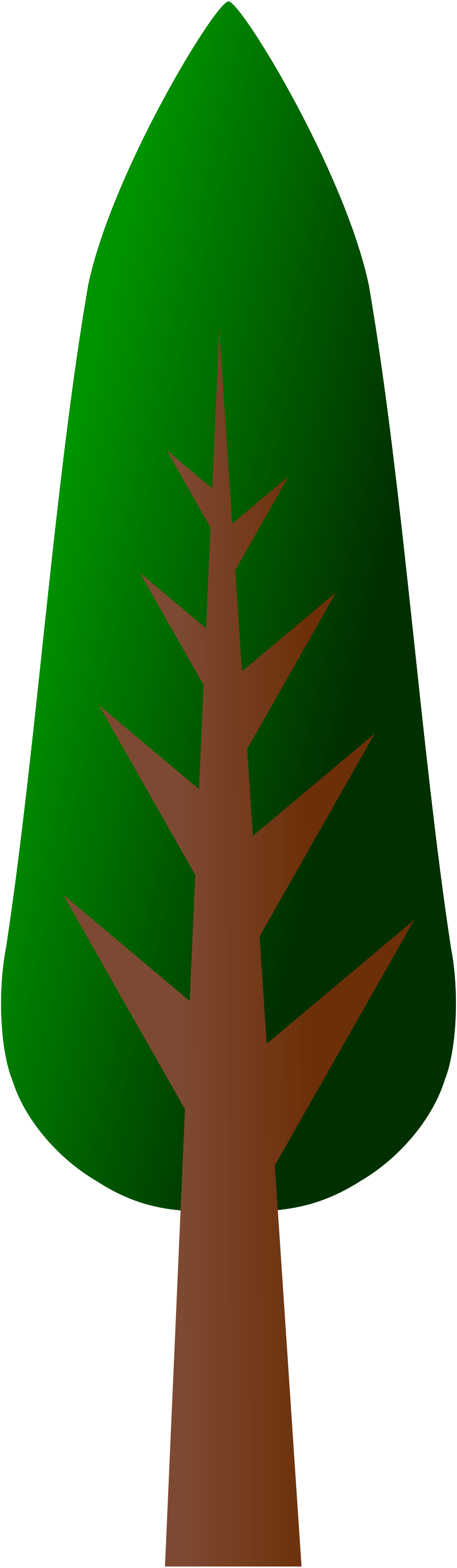 Forest Tree Clipart