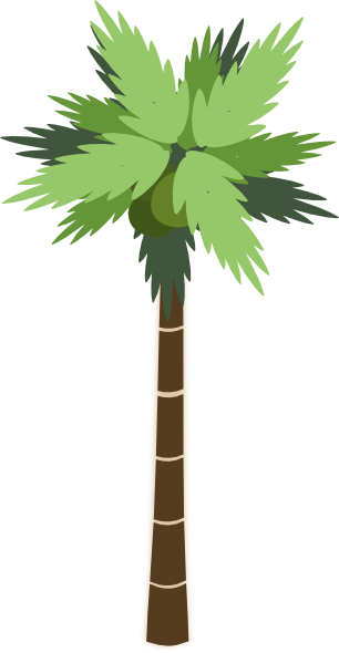 Tall tree clipart