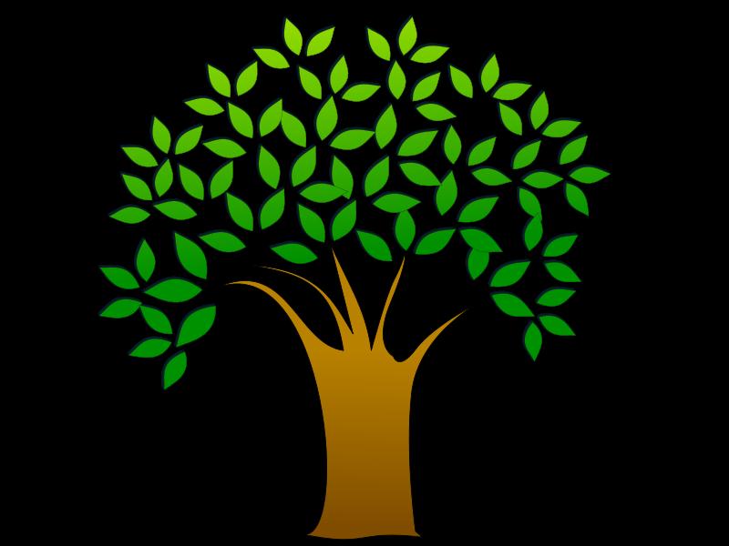 Free Free Tree Vector Art, Download Free Clip Art, Free Clip