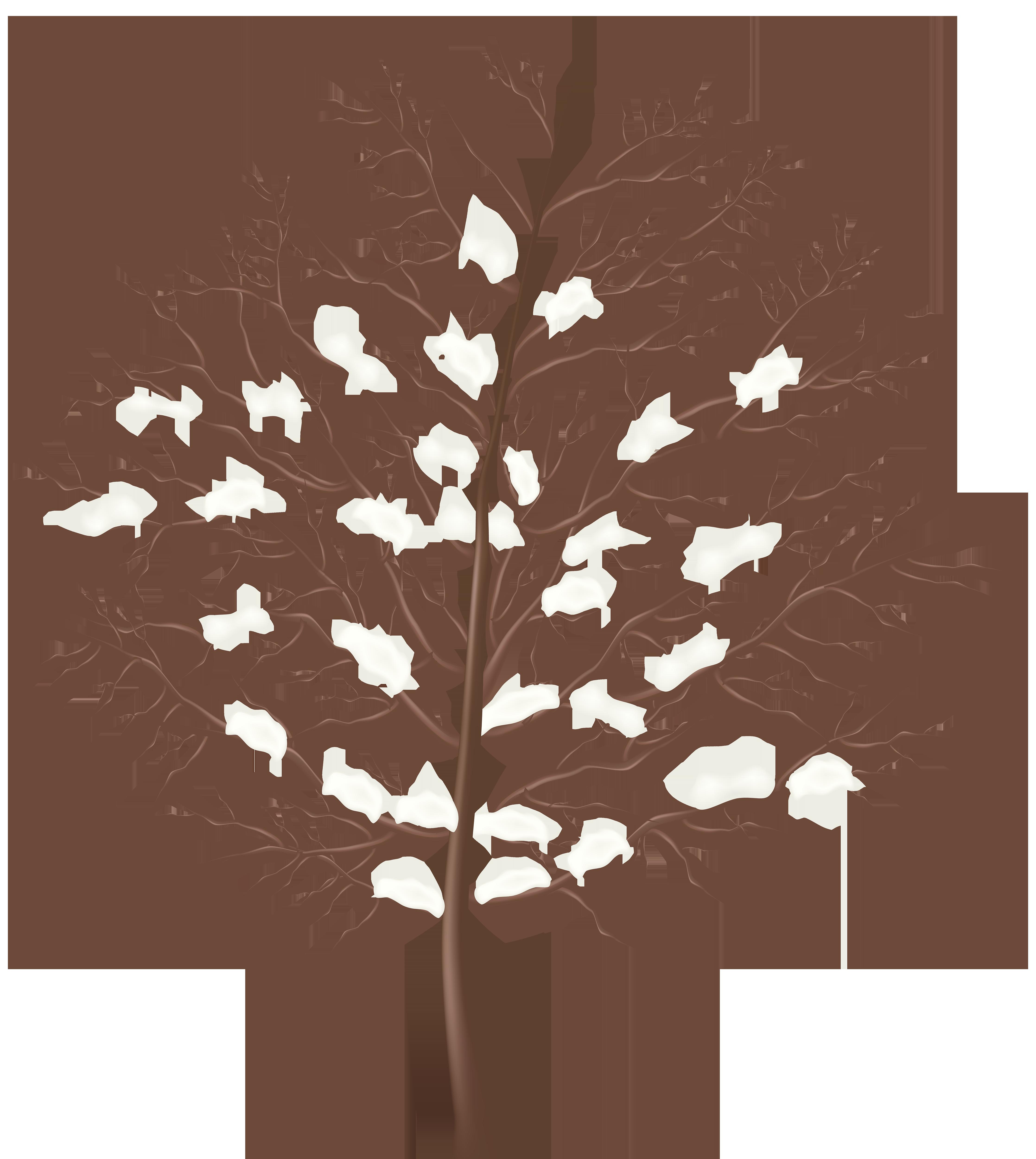Free winter trees.