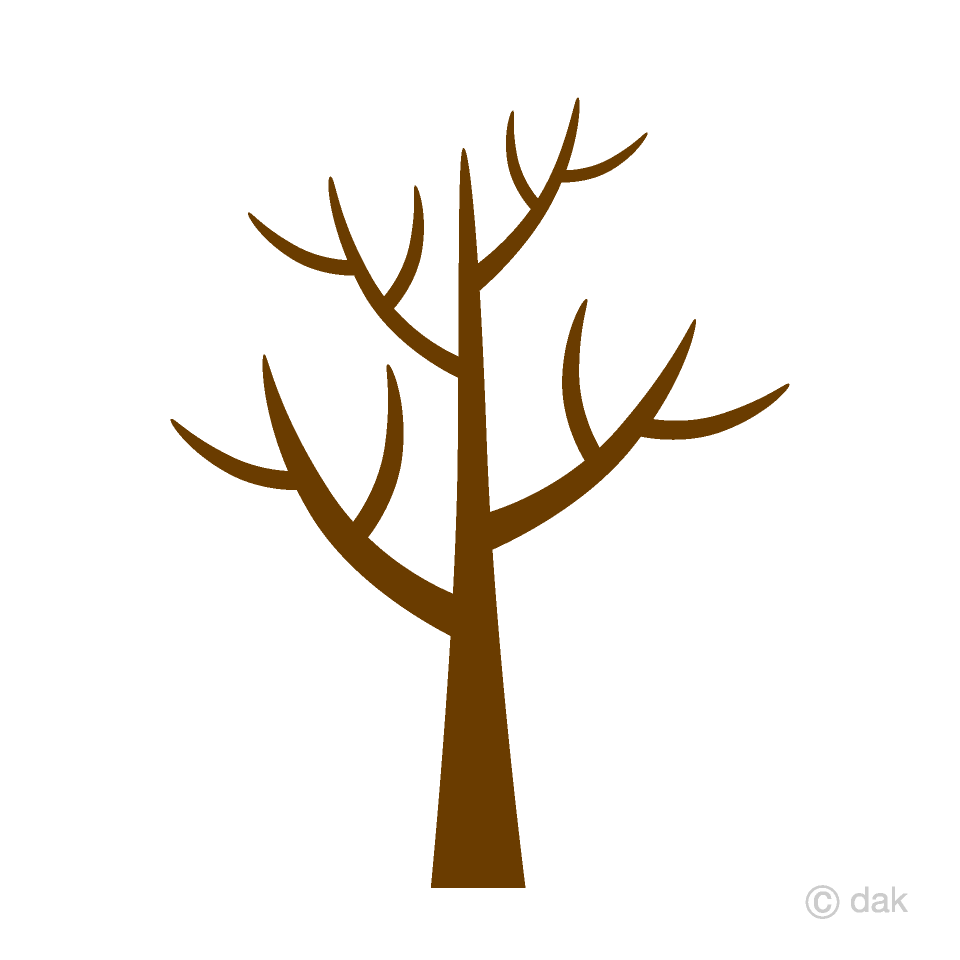 Winter Tree Clipart Free Picture