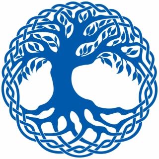 Celtic tree life.