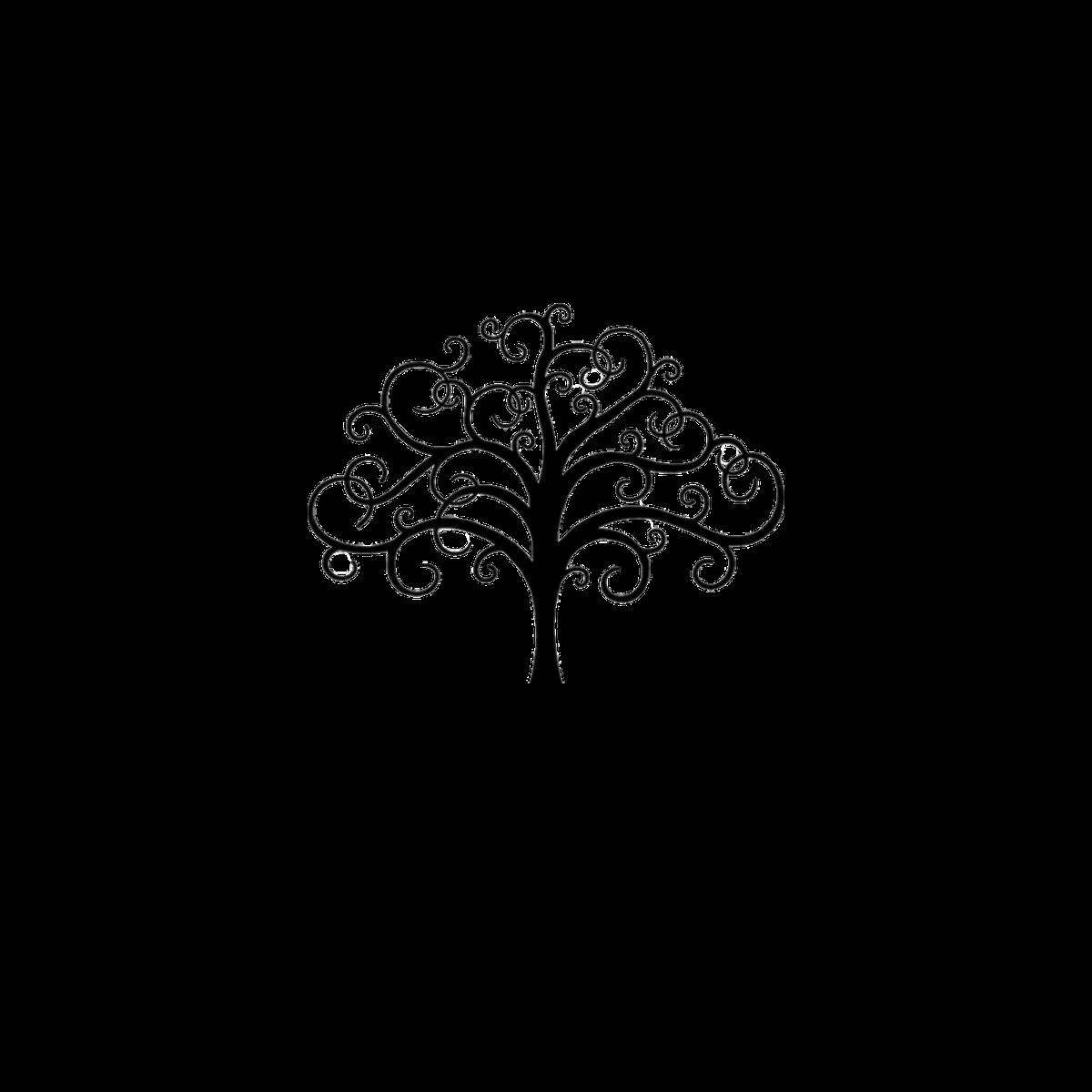 Clip art tree.