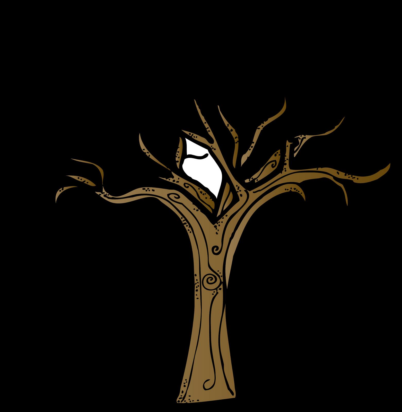 24 tree trunk.