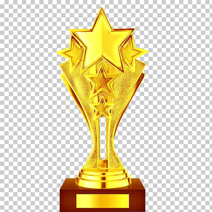 Trophy gold trophy.
