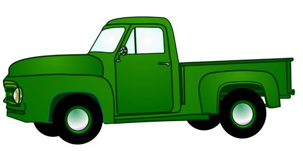 Ford pickup truck.