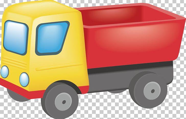 Car toy truck.