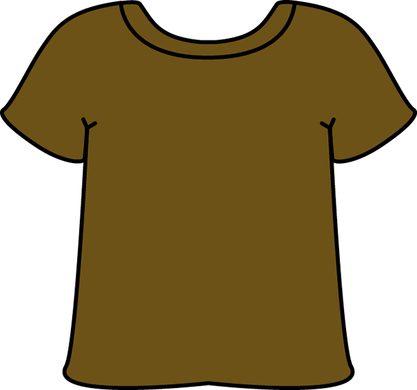 Short sleeve shirt clipart clipart images gallery for free
