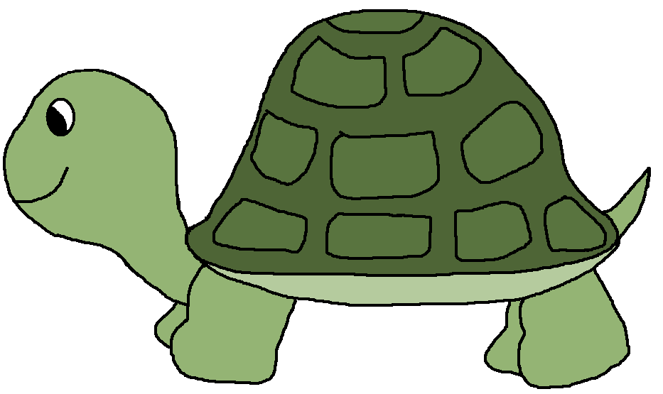 Free turtle cliparts.