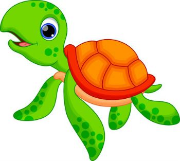 Turtle clipart free.