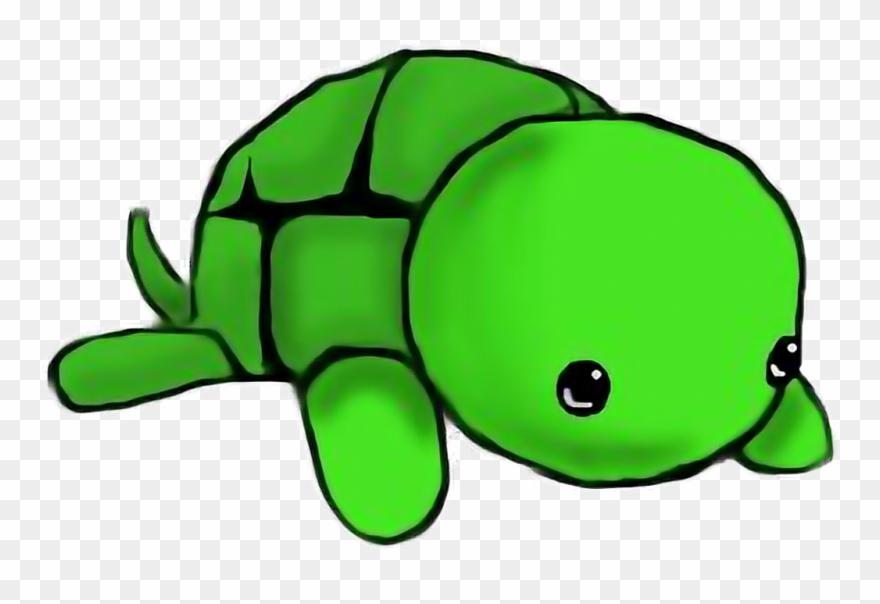 Turtle art kawii.