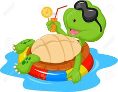 Frogs and turtles.