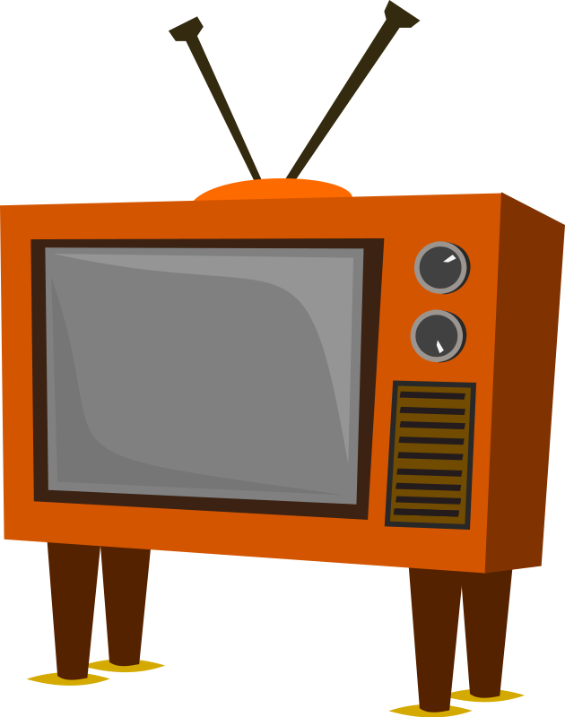 Free television pictures.