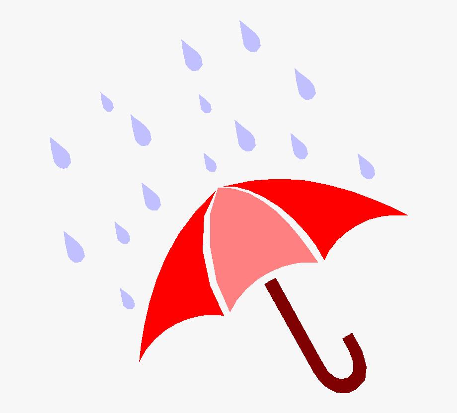 Rain umbrella clip.