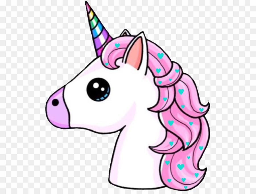 Unicorn emoji png.