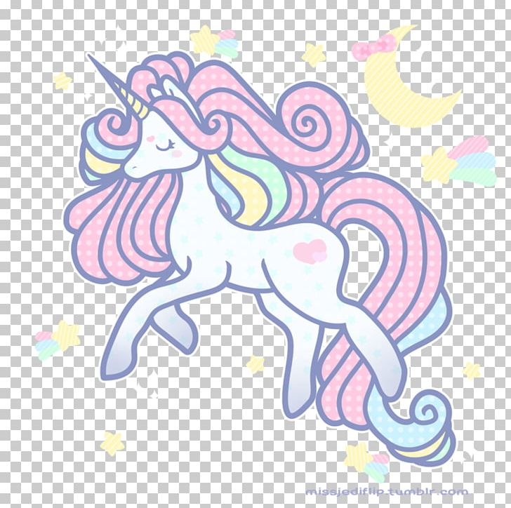 Unicorn rainbow pastel.