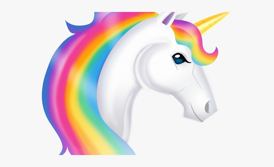 Unicorn clipart fictional.