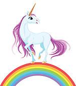 Free rainbow unicorn.