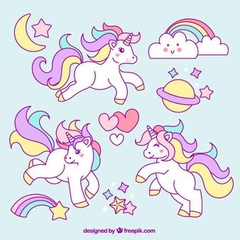 Unicorn vectors photos.