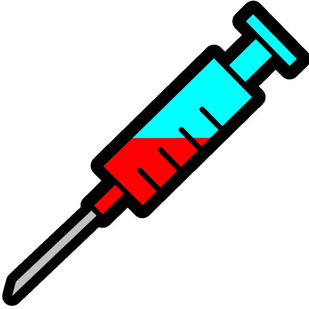 Medication clipart vaccination.